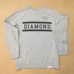 Diamond Supply Co. Crewneck Sweatshirt Large